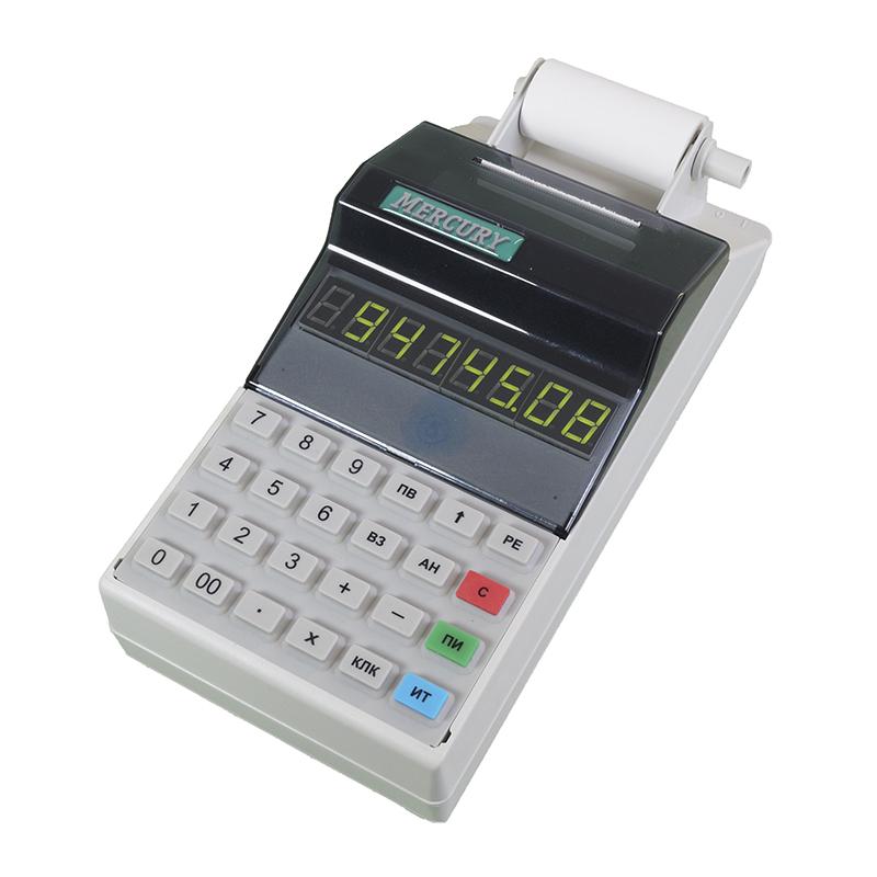кассовый аппарат меркурий 115 чековая лента