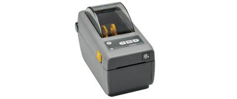 Термопринтер этикеток Zebra ZD410