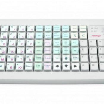 Программируемая клавиатура (USB) Posiflex KB-6600U (MSR)
