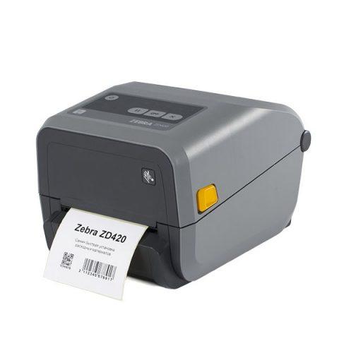 Термопринтер этикеток Zebra ZD420