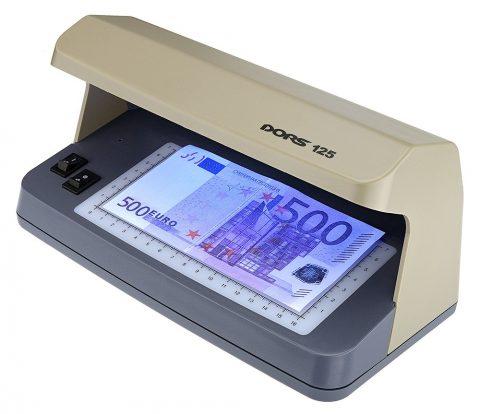 DORS 125 Ультрафиолетовый детектор валют