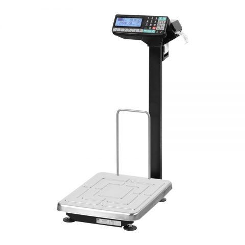 Торговые весы с печатью этикетки МАССА-К ТВ-S-15(32;60;200).2-R2P3