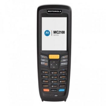 Терминал сбора данных Zebra MC2100 K-MC2180-AS01E-CRD