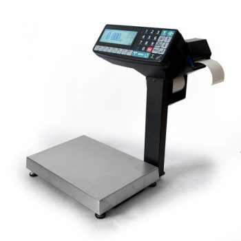 Фасовочные весы с печатью этикетки МАССА-К МК-6(15,32).2-RP-10-1